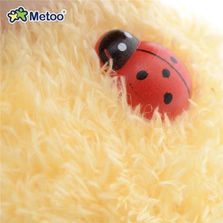 Lalka Metoo Ladybird Girl Biedronka