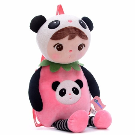 Plecak Metoo Panda bez imienia
