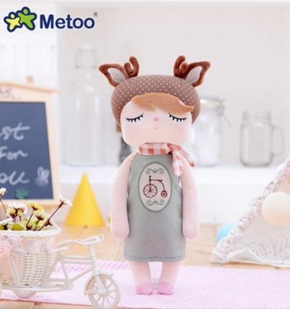 Metoo Angela Roe Deer Doll