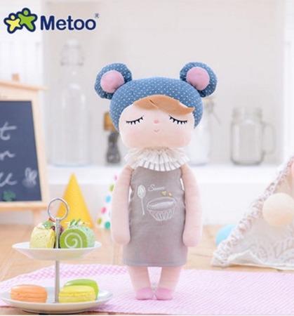 Metoo Angela Teddy Bear Doll