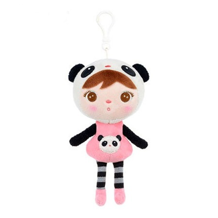 Metoo Mini Panda Girl Doll