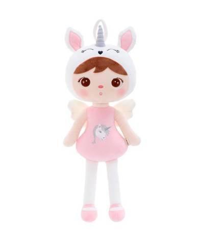 Metoo Pastel Unicorn Doll