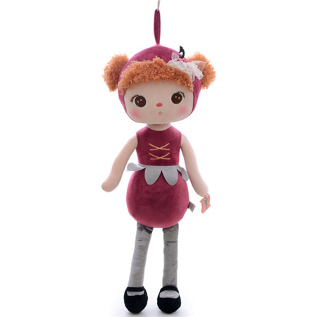 Metoo Personalized House Girl Doll
