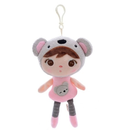 Metoo Personalized Mini Koala Girl Doll