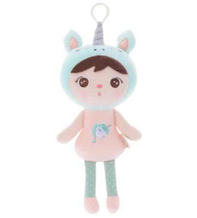 Metoo Personalized Mini Unicorn Girl Doll
