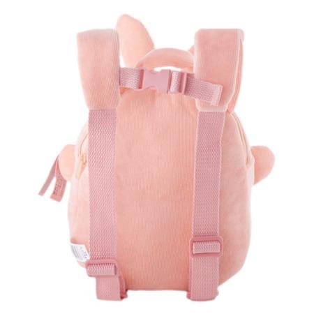 Metoo Pink Backpack Friends