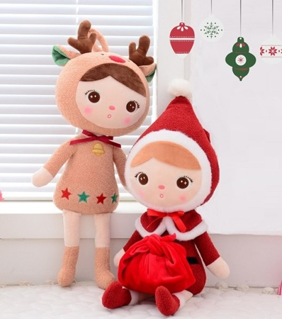 Metoo Reindeer Doll