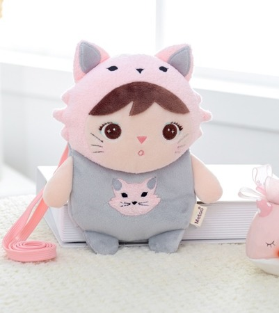 Metoo personalized Cat Purse