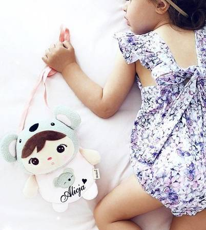 Metoo personalized Koala Purse