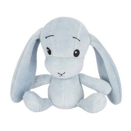 Personalized mini bunny Effiki - grey