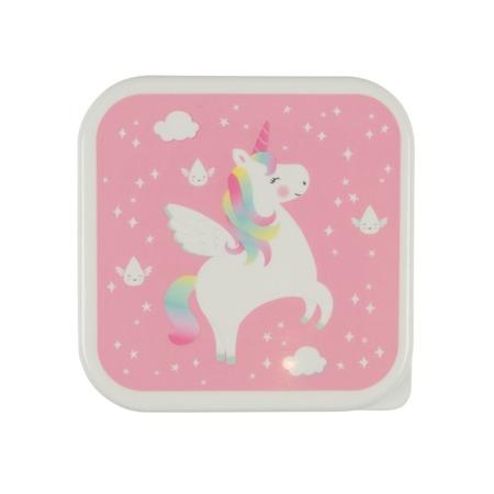 Rainbow Unicorn Lunch Box