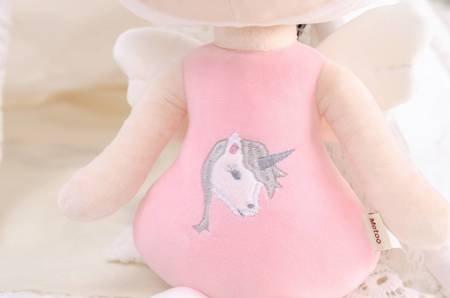 Lalka Metoo Pastelowy Jednorożec