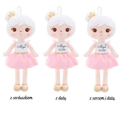 Lalka Metoo personalizowana Księżniczka